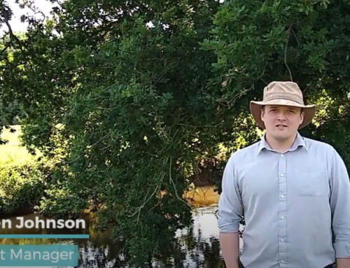 STEVEN JOHNSON – CONNECTING THE CULM