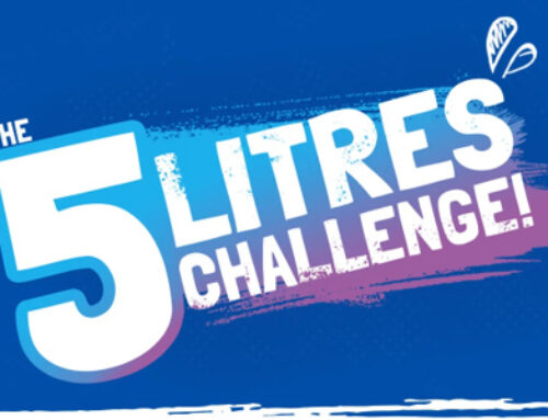 THE FIVE LITRES CHALLENGE – SOUTH WEST WATER