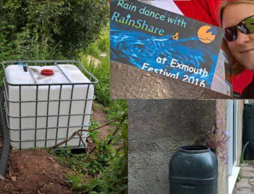 SARAH WARD – RAINSHARE – COMMUNITY RAINWATER HARVESTING